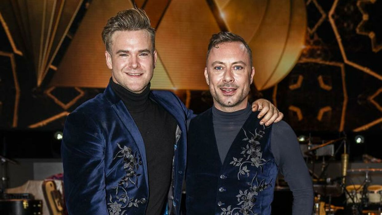 Jakob Fauerby og Silas Holst er Danske Spils favorit til at vinde 'Vild med dans'.