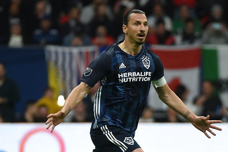 Zlatan har fejret en scoring for sidste gang i LA Galaxy-trøjen. I alt blev det til 53 mål i 58 kampe for svenskeren for MLS-klubben.