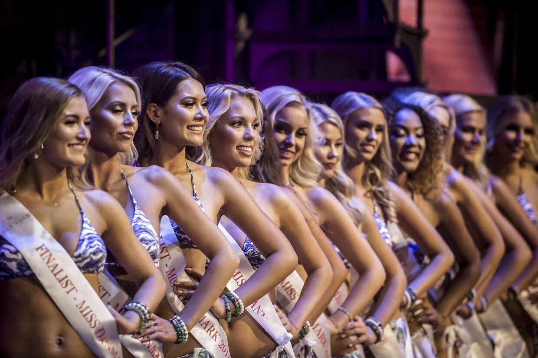 Flere deltagere fra Miss Danmark har stået frem og fortalt om problematiske forhold og kontrakter. Arkivfoto fra Miss Danmark.