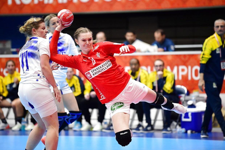 Danmark får svær EM-lodtrækning i jagten på ny håndbold