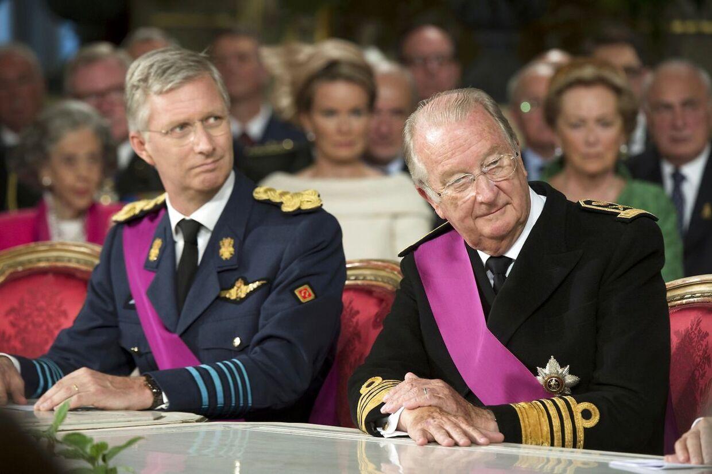 Den tidligere belgiske regent Kong Albert II blev beskyld for en langvarig affære, der skulle have ført til et barn uden for ægteskabet. Han blev i 2018 beordret til at få foretaget en dna-test.
