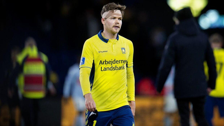 Dominik Kaiser er populær på Vestegnen, og Brøndby forsøger at forlænge kontrakten med tyskeren.