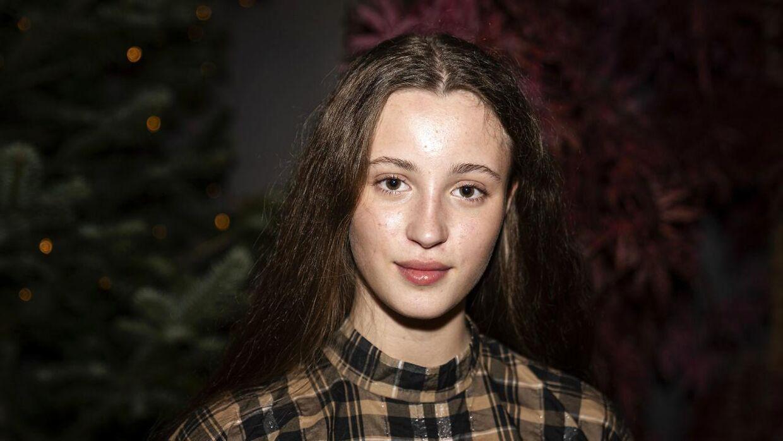 16-årige Josephine Chavarria Højbjerg spiller Tinka i årets julekalender på TV2.