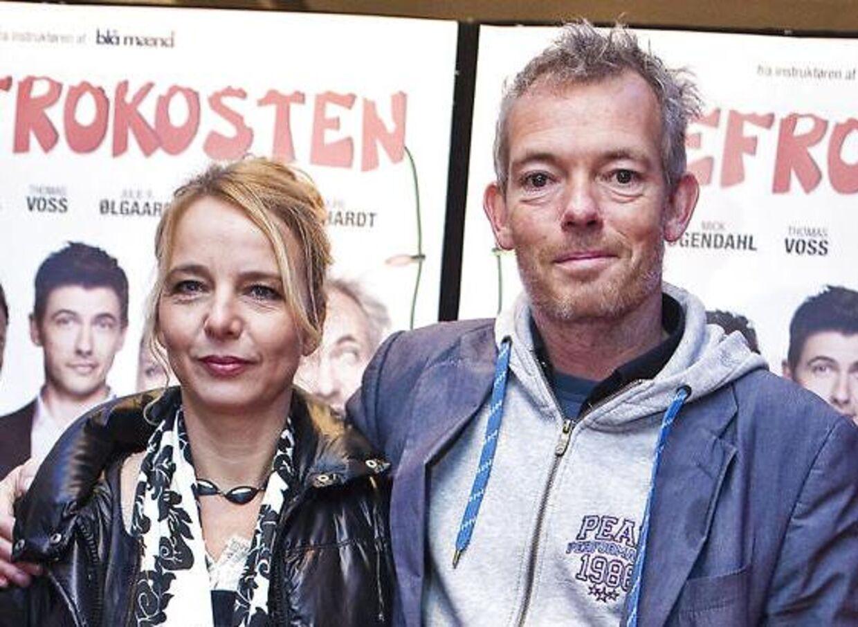 Søren Malling og Petrine Agger.