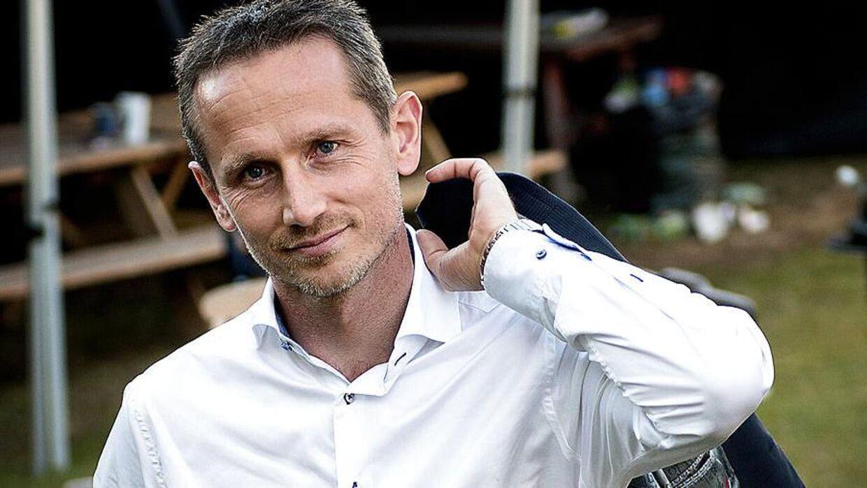 Kristian Jensen er flyttet fra sin kone, som han nu skal skilles fra.