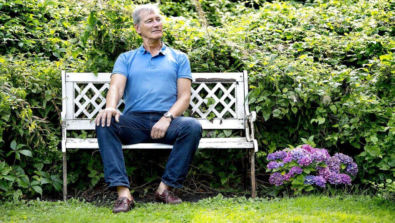 Michael Rothmann fik konstateret prostatakræft.