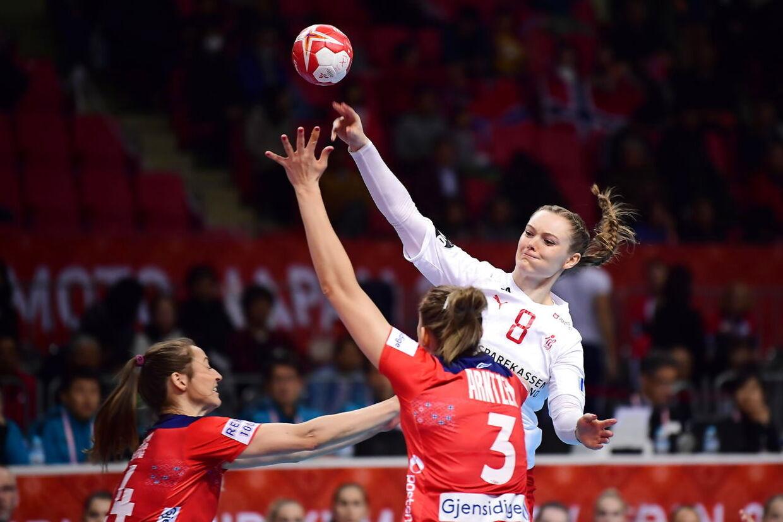De danske semifinalemuligheder synes langt væk på nuværende tidspunkt.