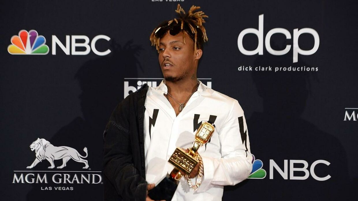 Juice Wrld til Billboard Awards 2019.