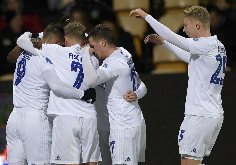 FCK vandt 1-0 på udebane mod FC Nordsjælland.