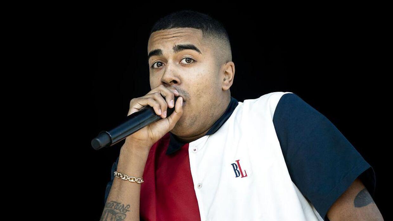 Den danske rapper 'Kesi' har investeret i Astralis Group.