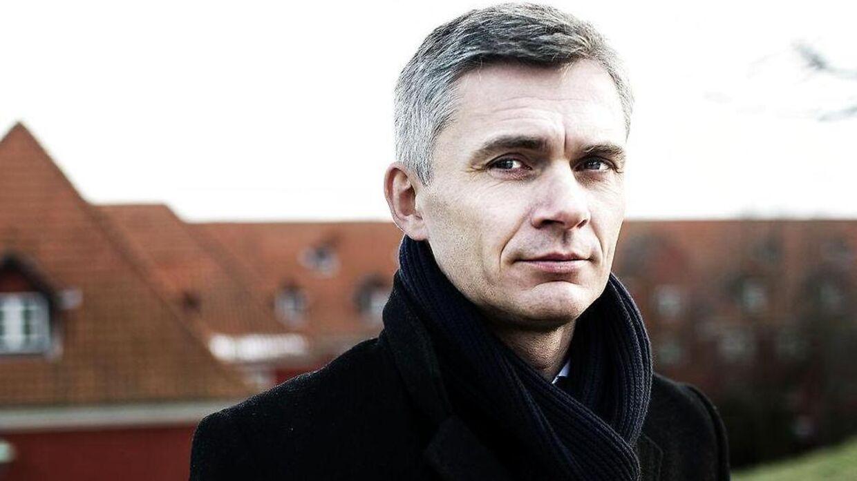 Thomas Ahrenkiel, departementschef i Forsvarsministeriet.