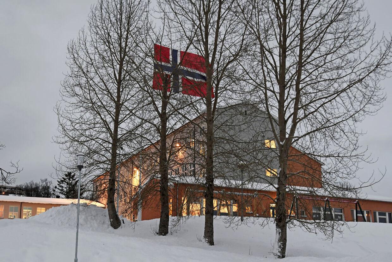 En af de omkomne piger gik på Borgtun skole i Tromsø.