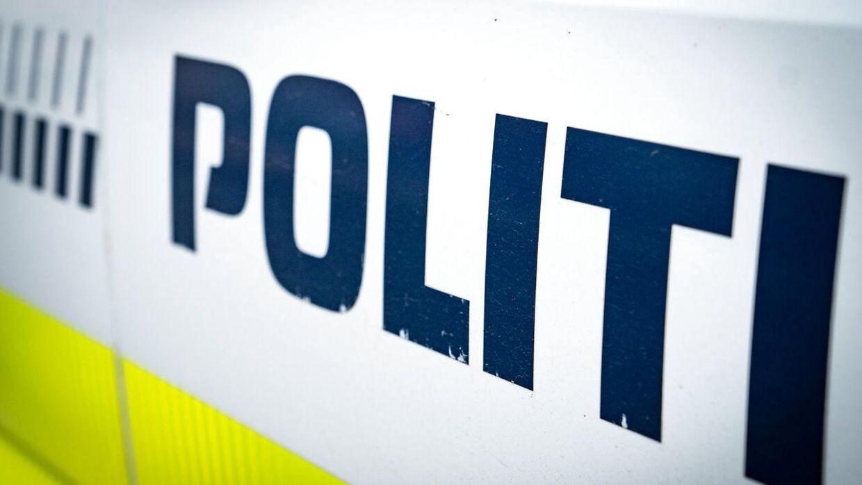 En stor politiaktion er i øjeblikket i gang flere steder i landet, skriver Københavns Politi på Twitter. (Arkivfoto)