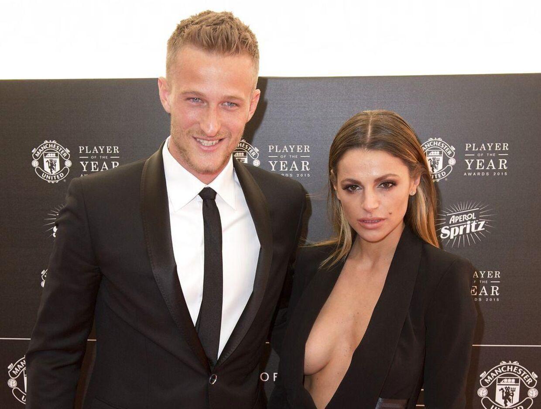 Anders Lindegaard har sin søn sammen med den svenske model Misse Beqiri. Parret var sammen i fem år og blev skilt i sommeren 2016.
