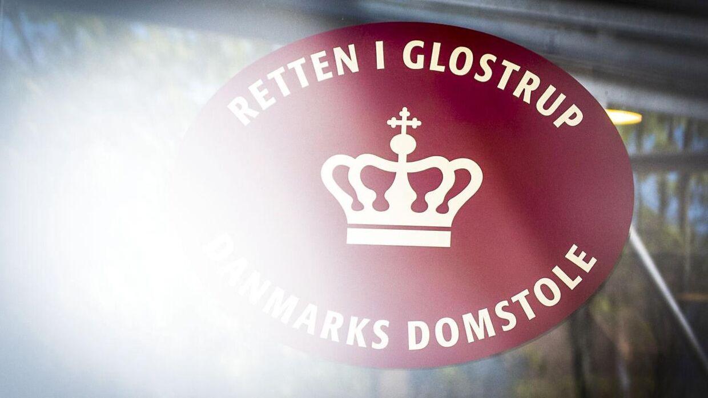 Retten i Glostrup.