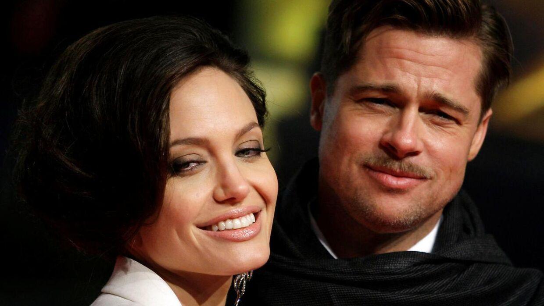 Brad Pitt og Angelina Jolie gik fra hinanden for tre år siden.