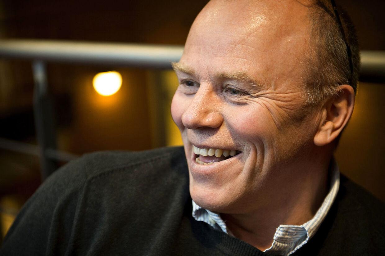 Flemming Hansen er nu overgået af sin søn, på alle punkter.
