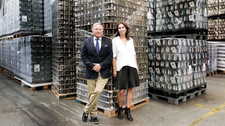 Bernd Griese er indsat som bestyrelsesformand, efter datteren Karina Harboe Laursen forlod jobbet som adm. direktør.