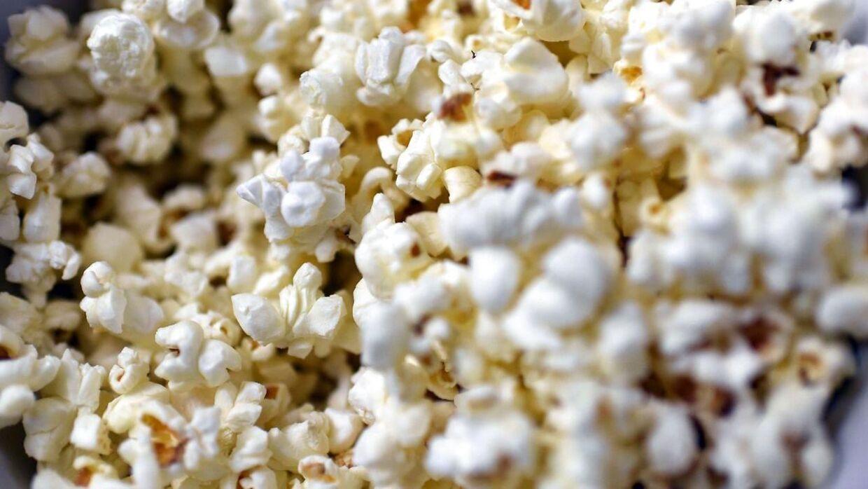 Popcorn er blevet kaldt tilbage på grund af for højt indhold pesticider.