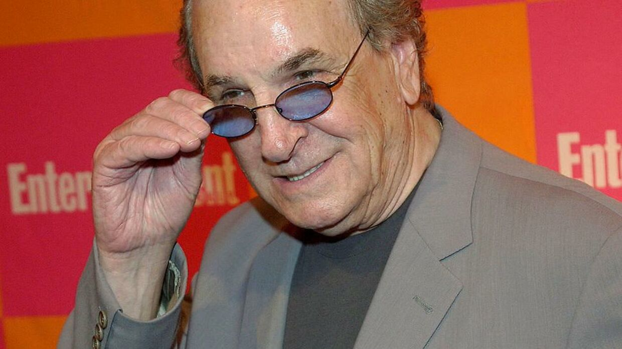 FILE PHOTO: Actor Danny Aiello arrives at the Entertainment Weekly party in New York June 17, 2004. REUTERS/Chip East/File Photo