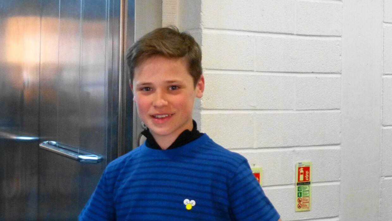 Jack Burns blev kun 14 år gammel. Han var spået en stor fremtid som danser.