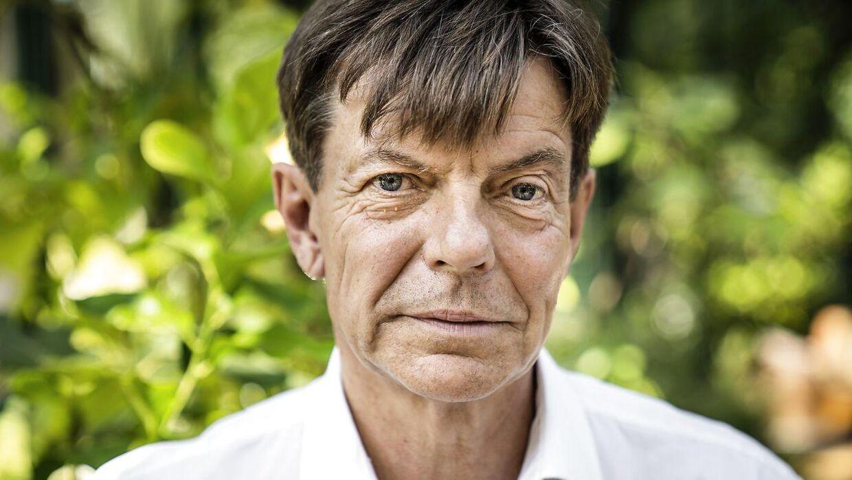 Lars Liebst, administrerende direktør for Tivoli og bestyrelsesformand i TV 2 Danmark.