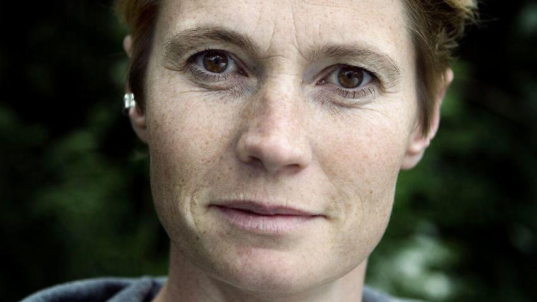 Nynne Bjerre Christensen anser det som 'hundrede procent sandt,' at grimme kvinder aldrig finder vej til skærmen.' Arkivfoto