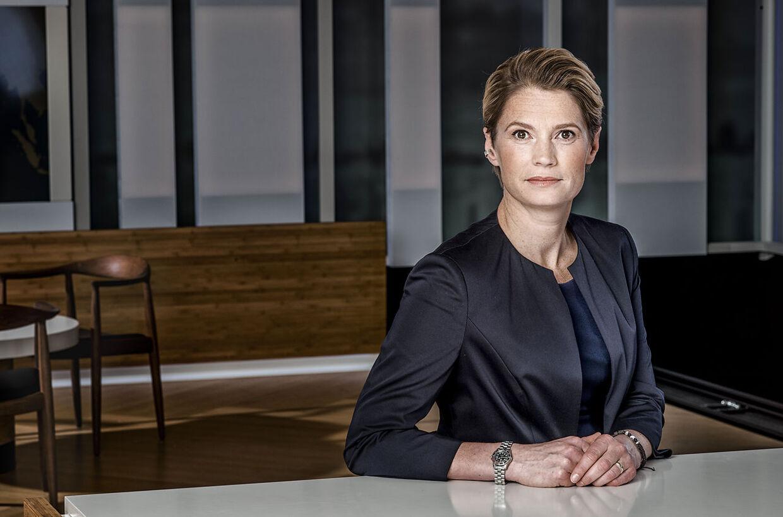Nynne Bjerre Christensen er tidligere vært på DR-programmet 'Deadline'. Arkivfoto