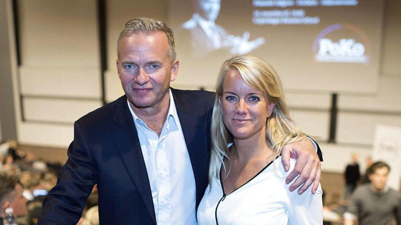 Lars Tvede er i dag gift med Pernille Vermund. Hun er er dog ikke en ligeså habil skiløber som ham, afslører han.