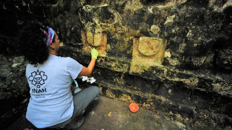 Arkæologerne i Kulubá arbejder ekstra meget i disse dage efter fundet.