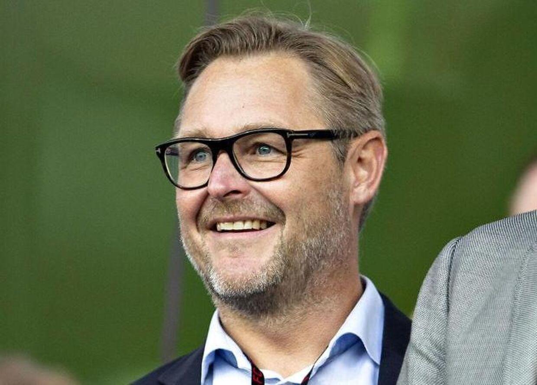 FC Midtjyllands administerende direktør Claus Steinlein