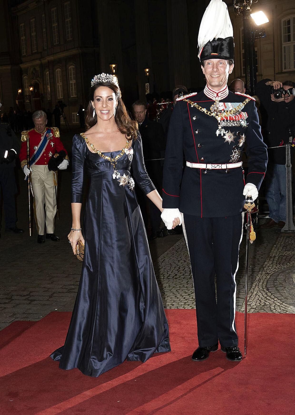 Prinsesse Maries kjole vakte ikke stor lykke hos eksperten, og den fik kun tre ud af seks stjerner.