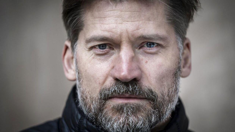 Skuespiller Nikolaj Coster-Waldau har de seneste år haft stor succes med serien 'Game of Thrones'.