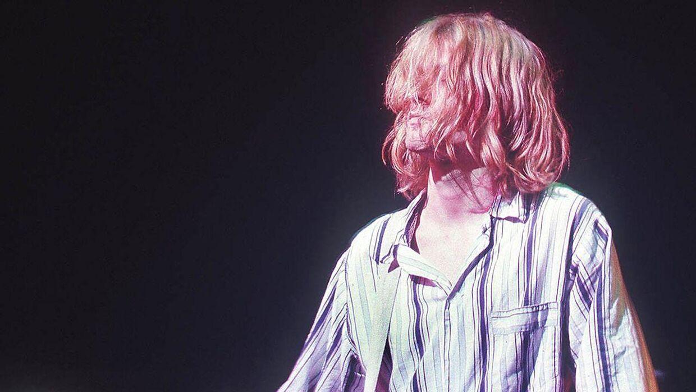 Kurt Cobain døde i 1994.