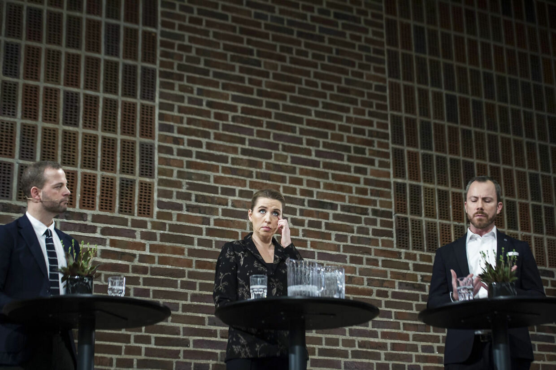 Borgen Rat Klokken 13 52 Gik Det Ud Over Morten Ostergaard Bt Politik Www Bt Dk