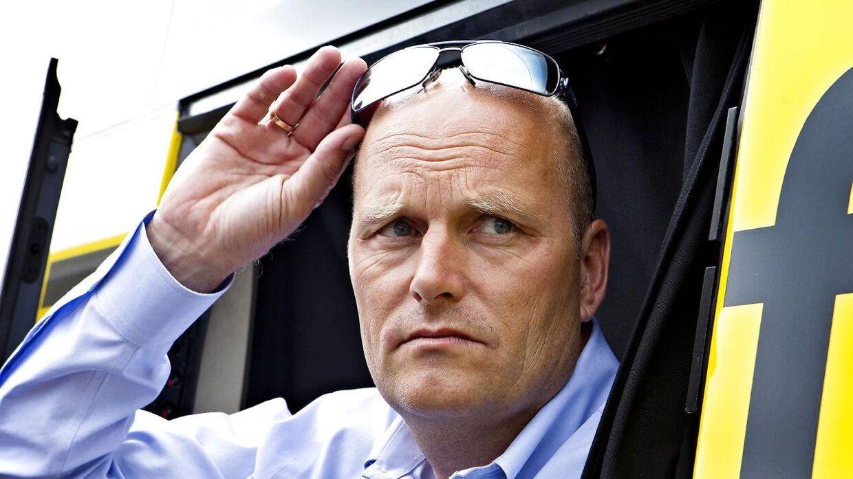 Bjarne Riis er tilbage på cykelsportens øverste hylde og bliver den nye sportslige ansvarlige for holdet.