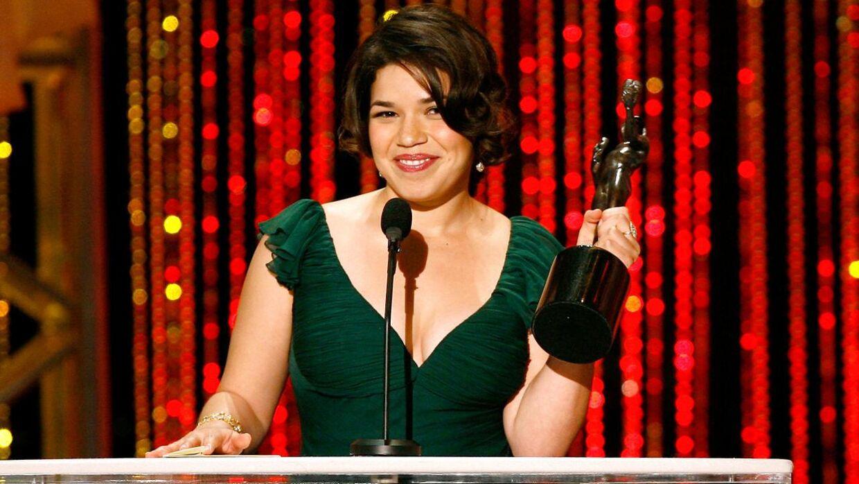 America Ferrera vandt adskillige priser for rollen som Betty Suarez. (Foto: Scanpix)