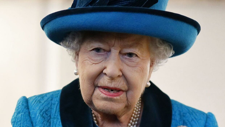 Dronning Elizabeth vidste tilsyneladende intet om, at prins Harry og hertuginde Meghan havde planer om at trække sig tilbage. (Arkivfoto)