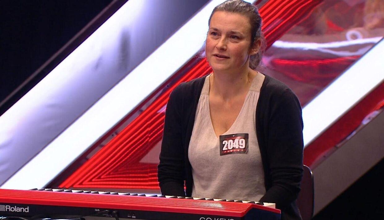 Danielle Emilie Ravn gik videre fra sin audition, men det var hendes seksualitet, der fyldte mest.