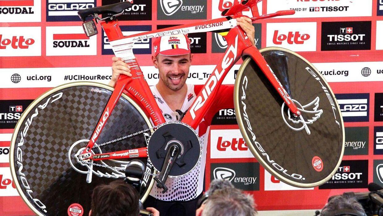 Victor Campenaerts får nu Bjarne Riis som boss.