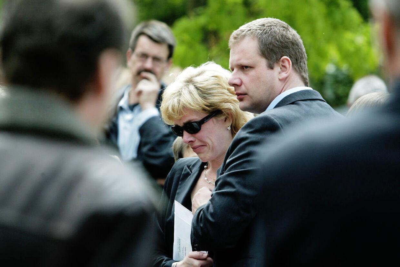 I 2006 mistede Eva Jørgensen sin mand Steffen. Minderne om hans død kom igen tæt på, da hun selv blev ramt af alvorlig sygdom.
