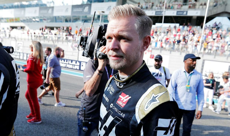 27-årige Kevin Magnussen.