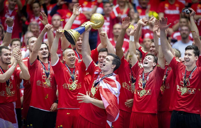 Danmark er regerende olympiske mestre og verdensmester.