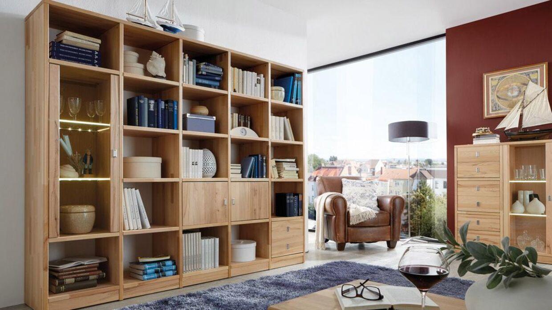 HKC Møbler har særligt lavet reoler, men nu må virksomheden fra Vinderup gå konkurs.