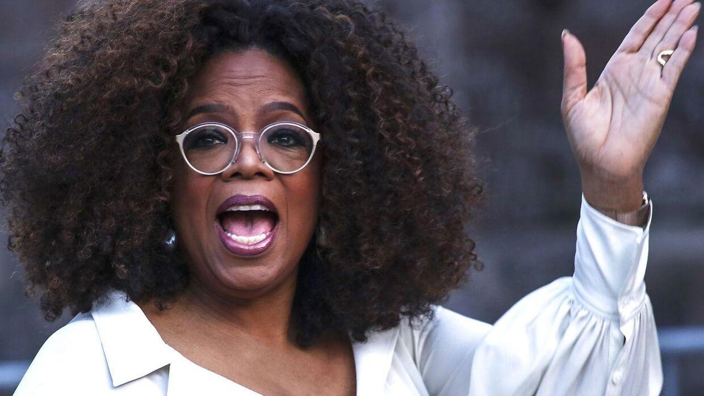Oprah Winfrey har trukket sig fra en film om Russell Simmons.