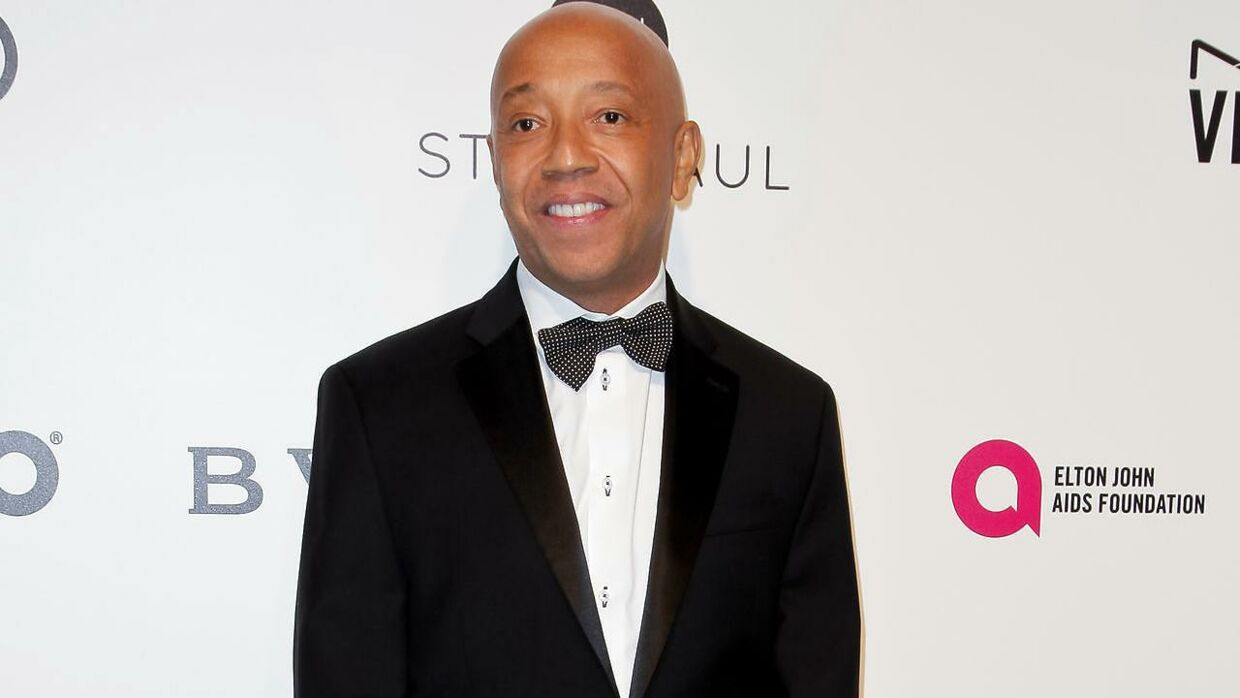 (Arkiv) Russell Simmons.