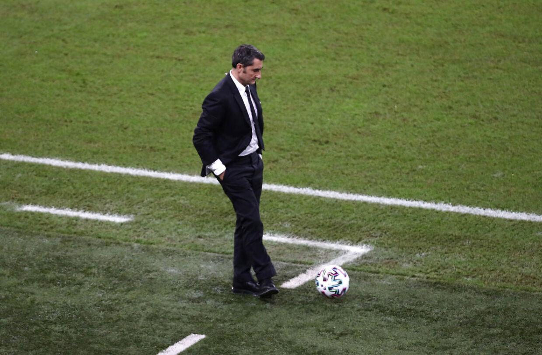 Ernesto Valverde kan meget vel være på vej væk fra FC Barcelona.