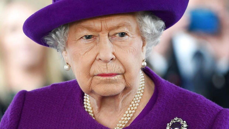 Mandag mødes dronning Elizabeth med prins Charles, prins William og prins Harry for at finde en løsning på den aktuelle krise om Meghan og Harry. (Arkivfoto)