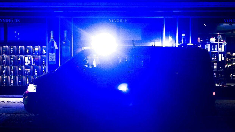 ARKIV: : Blå blink, brandbil, brand, udrykning, 112, Københavns Beredskab, brandvæsen, brandvæsnet