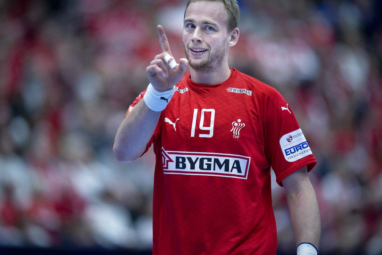 Rene Toft Hansen er med til EM for Danmark.